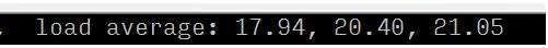 CPU负载过高异常排查实践与总结