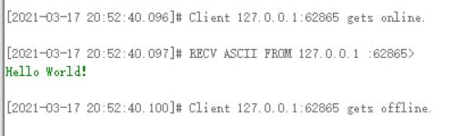Socket通讯之TCP