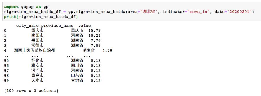什么,3行Python代码就能获取海量数据?