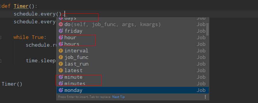Python爬虫定时计划任务的几种常见方法