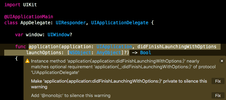 【Swift】Swift 2.0 到 Swift 3.0
