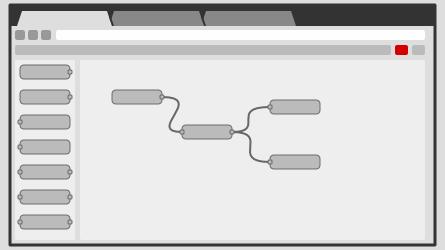 Node-RED, 一款基于流的低代码编程工具