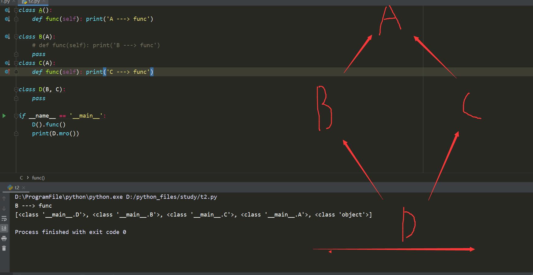Python基础6——面向对象