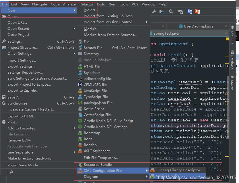 Spring 5.x 学习(2)—Spring IoC入门以及基于XML的配置全解【两万字】