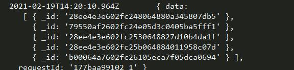 uniCloud基础入门(三)---云数据库基础