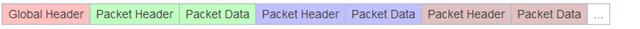 pcap文件格式