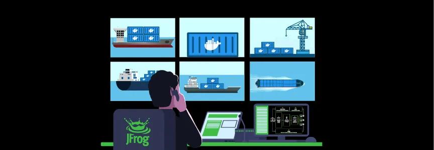 为DevOps团队新春送福—— JFrog与Docker建立突破性的合作伙伴关系