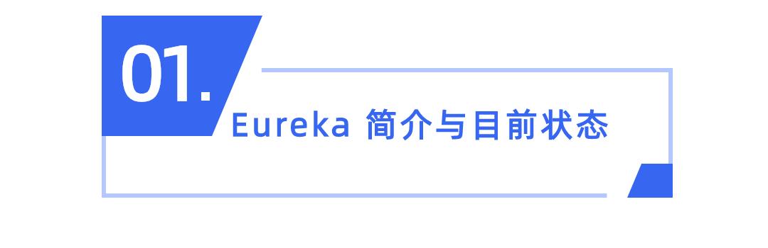 16.Eureka架构和核心概念