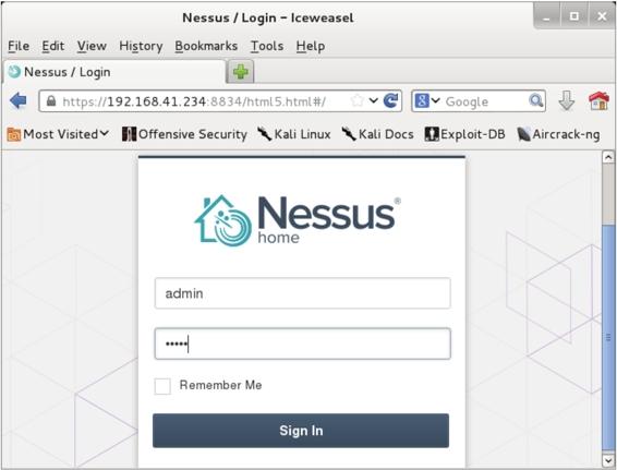 Nessus漏扫