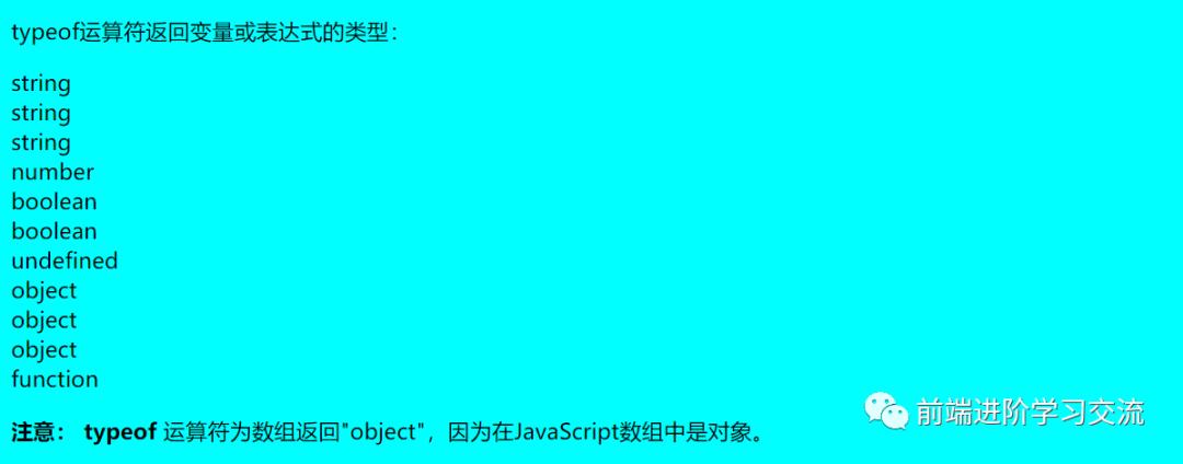 一篇文章带你了解JavaScript类型转换