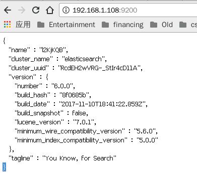Centos7.2 安装Elasticsearch 6