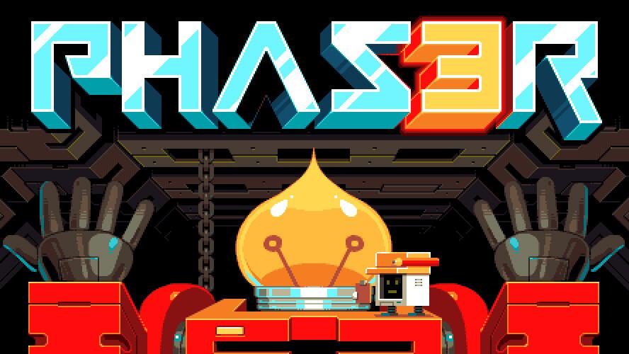 全新 Phaser 3 游戏引擎特性一览   Aotu.io「凹凸实验室」