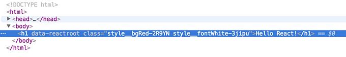 CSS Modules 解决 react 项目 css 样式互相影响的问题