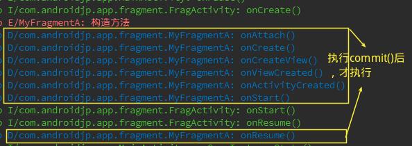Android -- Fragment 基本用法、生命周期与细节注意