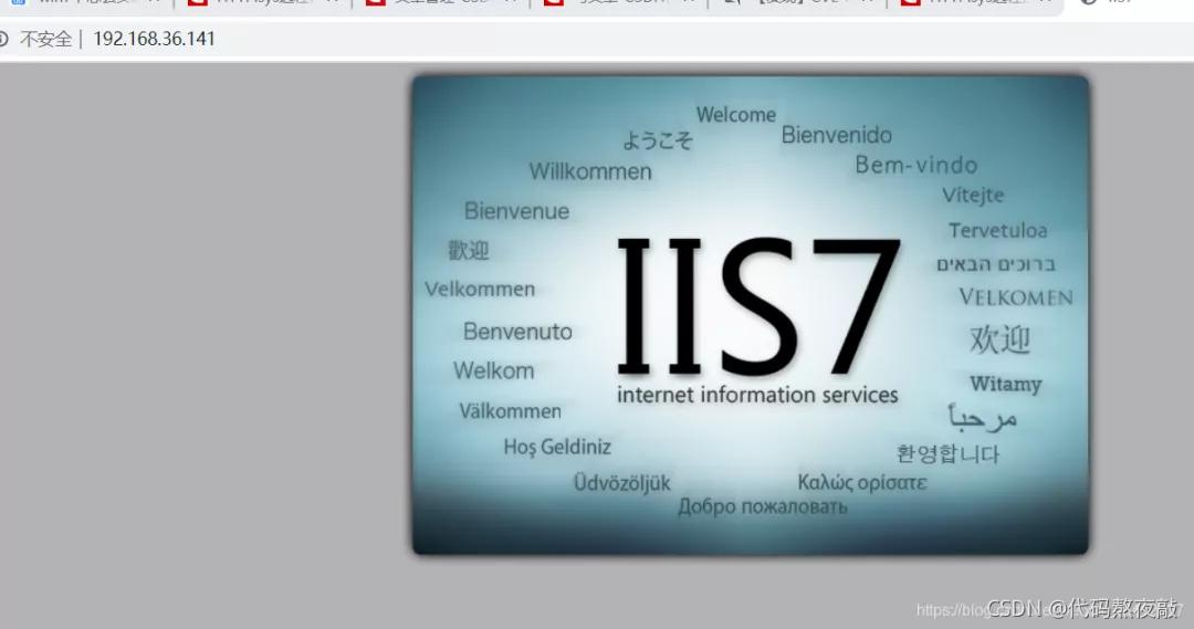 一个HTTP请求,把网站打裂开了!