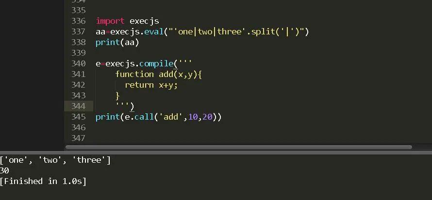 盘点3个可以操作JavaScript的Python库