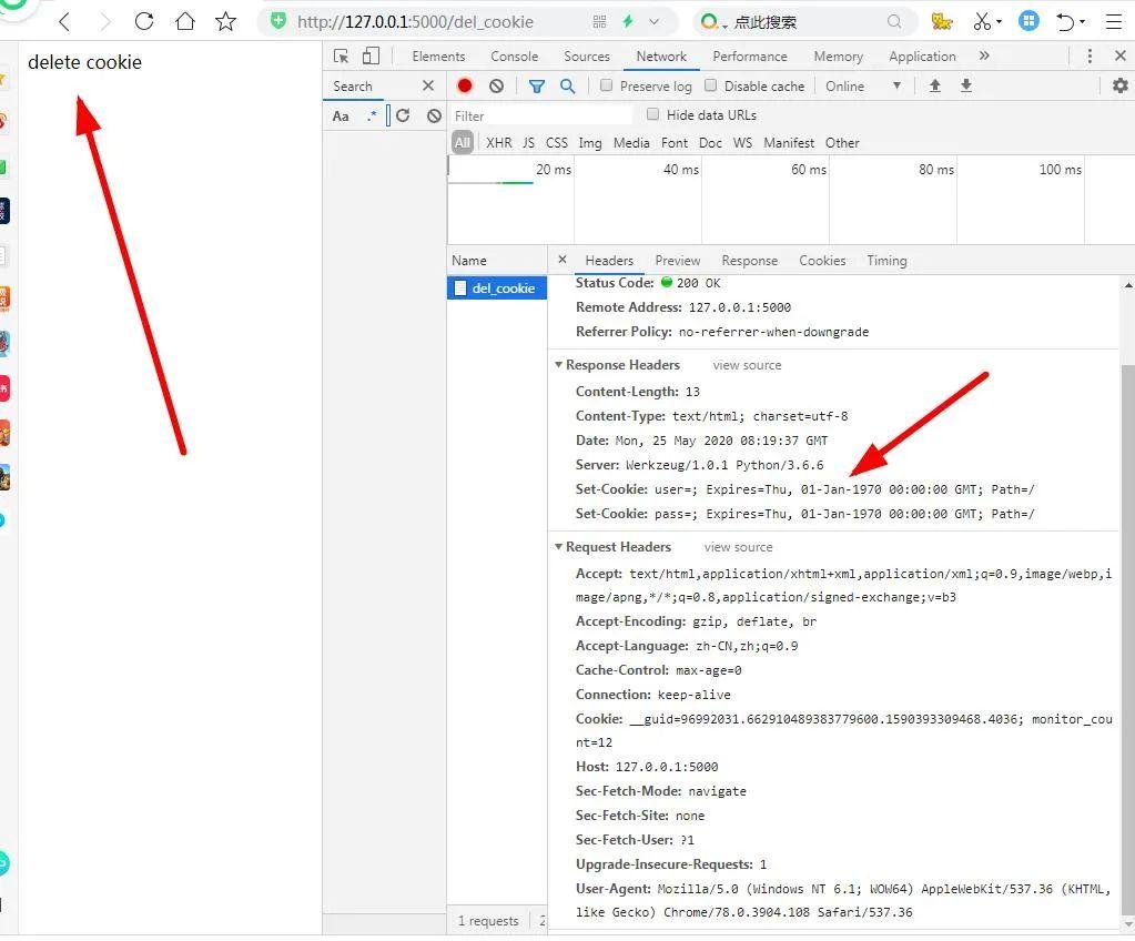 盘点Python网页开发轻量级框架Flask知识(上篇)