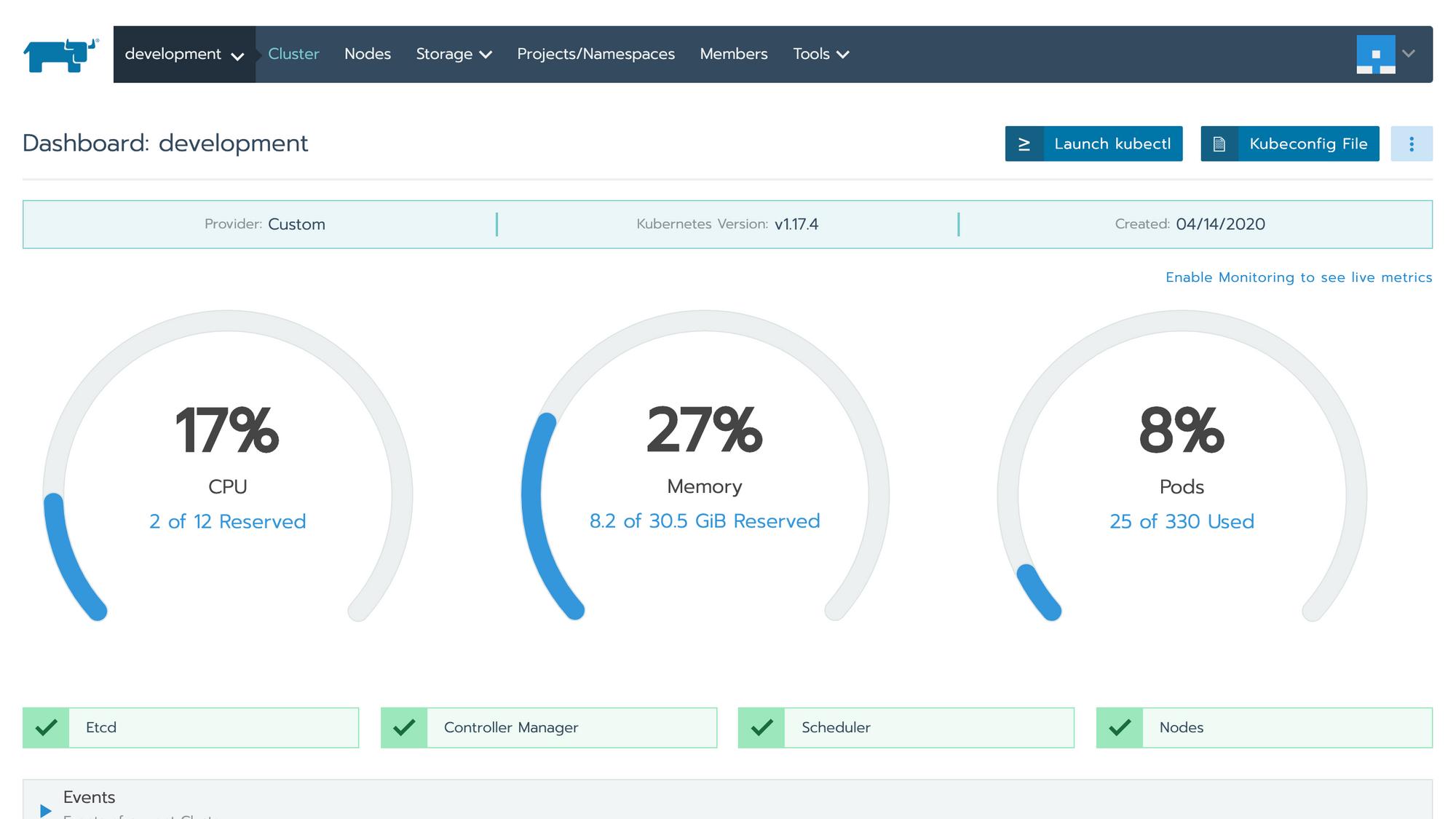 Kubernetes + GitLab 微服务应用自动化部署