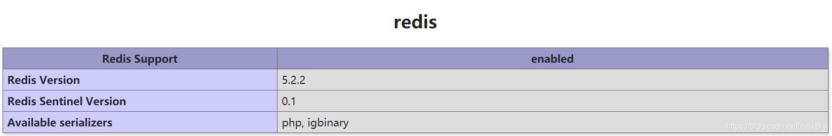 Windows 下编译 PHP Redis 扩展并支持 Igbinary 序列器