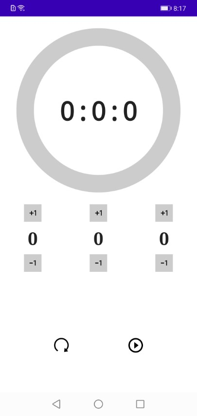 Compose Weekly #2:Countdown Timer
