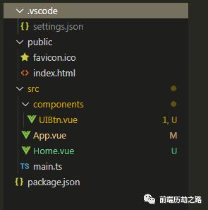 一篇文章带你使用Typescript封装一个Vue组件