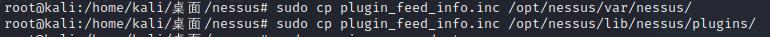 kali2020.3安装Nessus8.12.1并解除IP限制