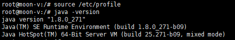 springboot+vue项目linux环境部署