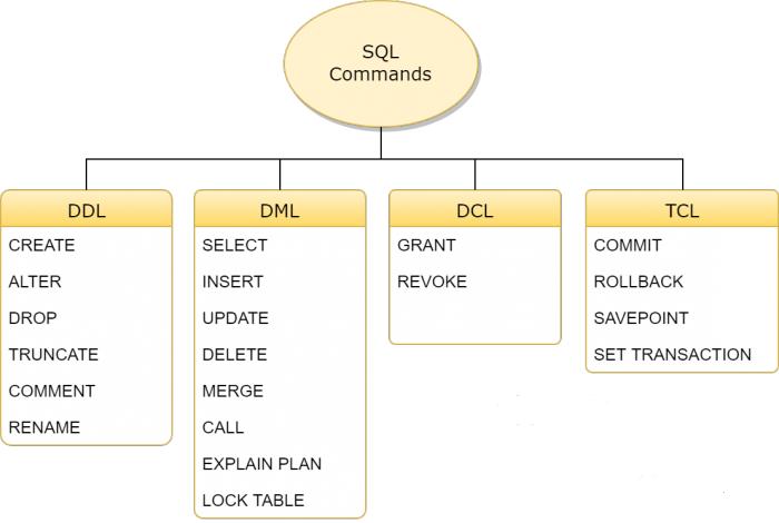MySQL 基础知识