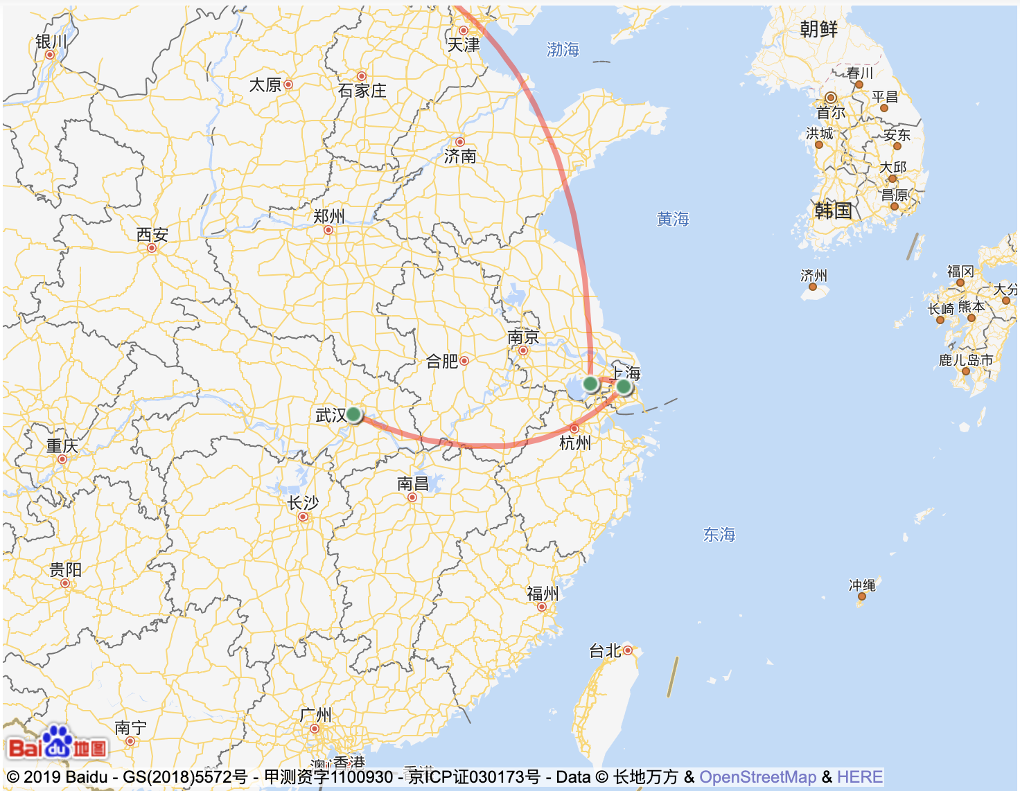 使用Angular8和百度地图api开发《旅游清单》
