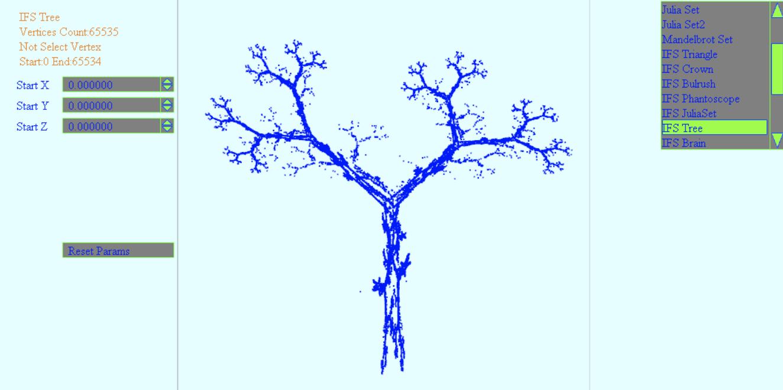 如何优雅的使用javascript递归画一棵结构树