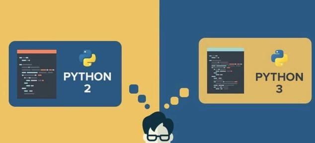 小白看过来,今天带你了解python2和python3的区别