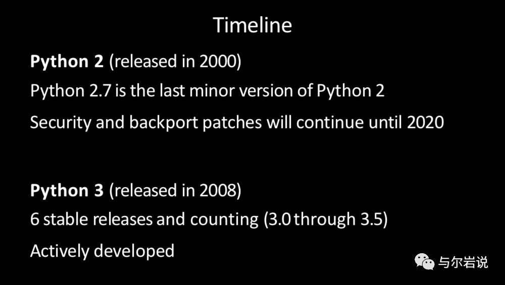 手把手教你学python第二课:如何迅速上手马上能run