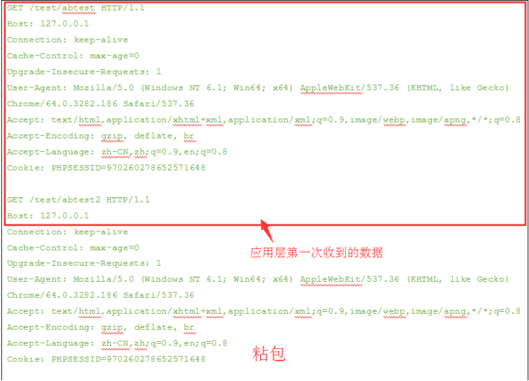 再聊t-io网络编程架构的基础知识:半包和粘包